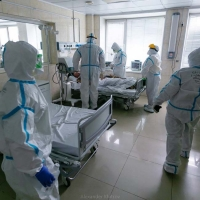 фото                  На 65% выросла заболеваемость коронавирусом в Приморье за две недели, сообщает www.primorsky.ru